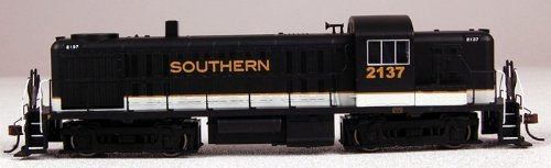 Bachmann Trains Alco Rs-3 Dcc Equipped Diesel Locomotive Southern #2137 front-607321