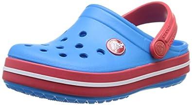 crocs Crocband Kids, Unisex-Kinder Clogs, Blau (Ocean), EU 19-21 (UKC4-5)