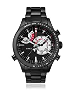 TIMEX Reloj de cuarzo Man Intelligent Chrono-Time Negro 46 mm