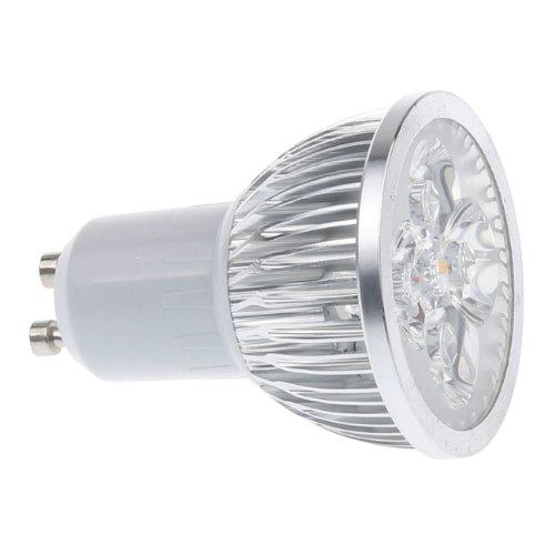 Lemonbest® Cold White 4W Gu10 Led Light Bulb Ac100-245V Spotlight Pack 2