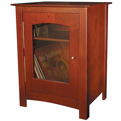 Image of Crosley Radio Williamsburg Media Storage End Table (ST75-PA)