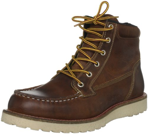 Bertie Men's Curtis Brown Lace Up Boot 10 UK