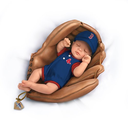 Baby Doll: Born A Boston Red Sox Fan 2013 World Series Champions Baby Doll by Ashton Drake at Amazon.com