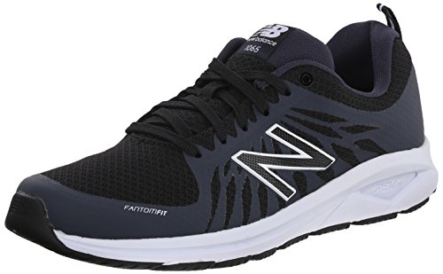 New Balance Women's WW1065V1 Walking Shoe, Black/Orca/White, 8.5 B US
