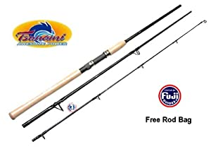 Tsunami tscs 703h spin fishing travel rod 3pc 7 39 new for Best travel fishing rod