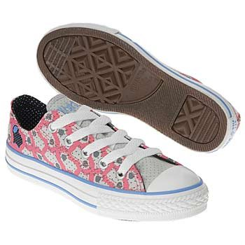Converse Kids' CT AS Print Sheep Ox Pre - Buy Converse Kids' CT AS Print Sheep Ox Pre - Purchase Converse Kids' CT AS Print Sheep Ox Pre (Converse, Apparel, Departments, Shoes, Children's Shoes, Girls, Athletic & Outdoor)