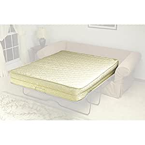 Amazon Inflatable Sleeper Sofa Bed Mattress with Inner Spring Support Fits a Full size