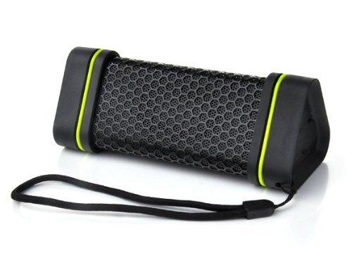 Metroeb Earson Waterproof Shockproof Dust-Proof Wireless Bluetooth Stereo Speaker Outdoor Sport For Pad Smartphone Pc