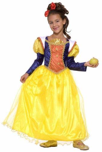 Snow White Costume - Child Costume - deluxe