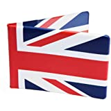UK Union Jack Flag Travel Card / Oyster Card Wallet