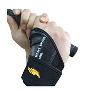 Elixir Golf Swing Trainer Wrist Brace Band, Right by Elixir Golf