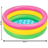 Intex Inflatable 2 Feet Baby Swimming Pool