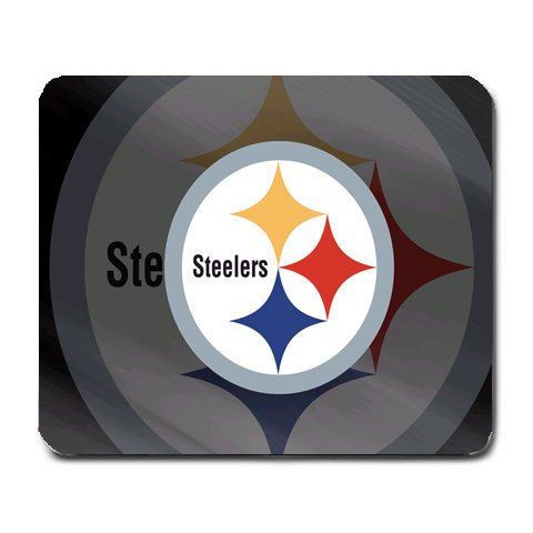 pittsburgh steelers v4 Mousepad Mouse Pad Mouse Mat