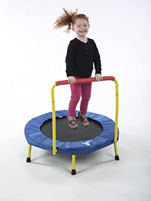The Original Toy Company Fold & Go Trampoline (TM) from The Original Toy Company