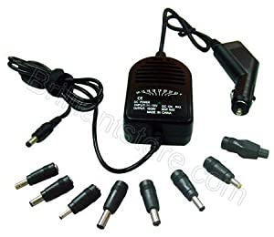 UNIVERSAL LAPTOP CAR AUTO/ADAPTER ACER ASUS IBM GATEWAY DELL SAMSUNG SONY TOSHIBA
