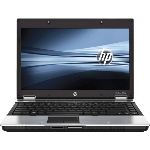 HP EliteBook 8440p Intel i5 2400 MHz 250Gig Serial ATA HDD 4096mb DDR3 DVD-RW Wireless WI-FI 14 WideScreen LCD Pucka Windows 7 Professional 32 Bit Laptop Notebook Computer Professionally Refurbished by a Microsoft Authorized Refurbisher