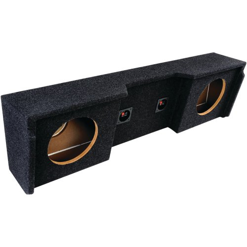 """Atrend A152-10Cp B Box Series Subwoofer Boxes For Gm(R) Vehicles (10"""" Dual Down-Fire)"""