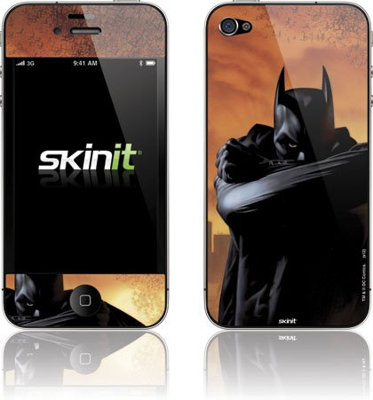 Skinit Batman Vinyl Skin for Apple iPhone 4 / 4S