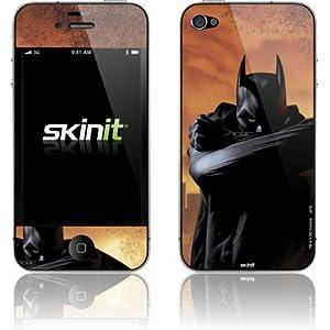 Batman illustrated cartoon SkinIt vinyl decal skin / sticker for iphone 4/4s at amazon