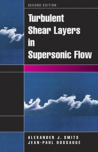 Turbulent Shear Layers in Supersonic Flow, 2nd Edition