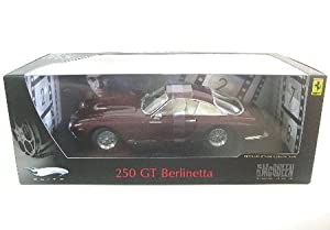 Hot Wheels Elite Ferrari Steve McQueen 250 Berlinetta Lusso from Mattel