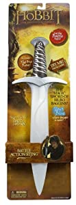 "The Bridge Direct Hobbit 18"" Deluxe Sting Sword with Lights and Sound"