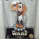 Disney Star Wars Goofy Jar Jar Bobble Head Figurine