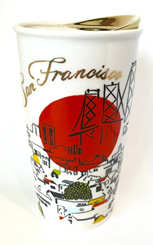 San Francisco Double Walled Mug