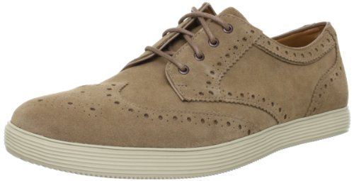 Clarks Favor Limit Oxford Mens Gray Grau (Wolf Suede) Size: 10 (44 EU)