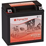 YTX14-BS Motorcycle Battery (Replacement)
