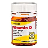revoMed Vitamin D Tabletten 180St.