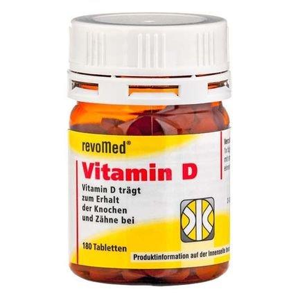 revoMed Vitamin D Tabletten 180St.