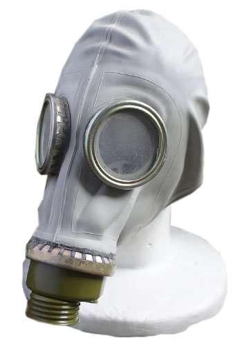 ロシア軍 ガスマスク フィルター/バッグ付き ミリタリー デッドストック