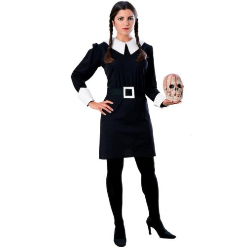 Wednesday Addams Family Adult Wig