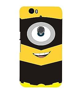 EPICCASE Despicable Me Mobile Back Case Cover For Huawei Nexus 6P (Designer Case)