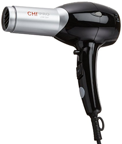 CHI Pro Hair Dryer 1500W in Black (Chi Blow Dryer Low Emf compare prices)