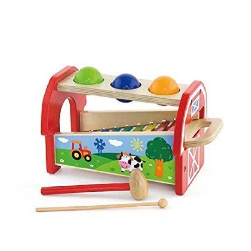 Viga Pounding Bench & Xylophone