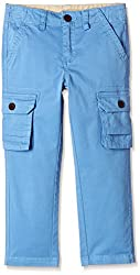 Cherokee Boys' Trousers (267984539_Blue_3 - 4 years)