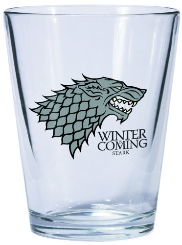 Dark Horse Deluxe Game of Thrones Shot Glass: Stark Sigil - 1