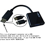 LinkS Gold Plated DisplayPort to VGA Cable (Adapter)