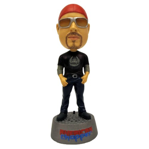 American Chopper Paul Jr. Bobblehead