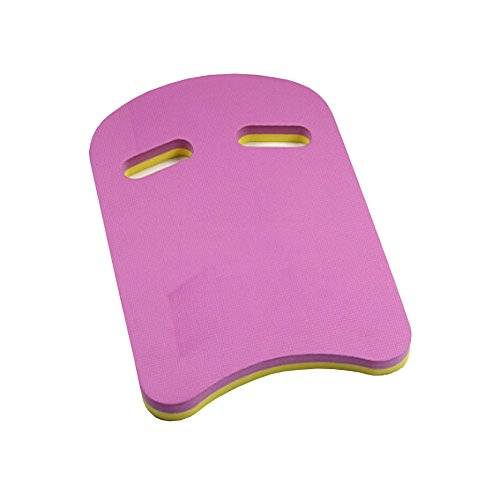 Kids Swimming Training Kickboard U Foam Kickboard flutter board Yellow/Pink