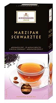 Niederegger - Marzipan Schwarztee - 25Bt von J.G. Niederegger bei Gewürze Shop