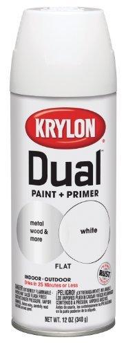 krylon-8830-dual-flat-white-paint-and-primer-12-oz-aerosol-size-12-ounce-aerosol-color-flat-white