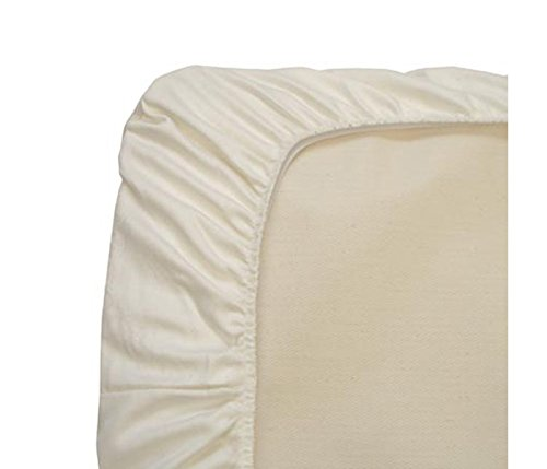 Naturepedic Variety Fitted Flannel 3 Crib Sheets