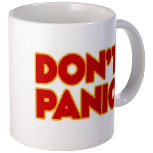 The Hitchhiker'S Guide... Mug Mug By Cafepress