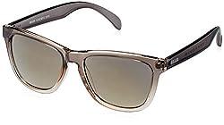 Killer Square Sunglasses (Crystal) (KL3025BFO CRYS 50)