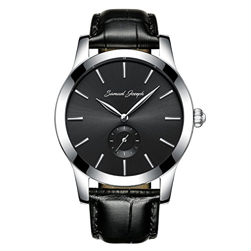samuel-joseph-bespoke-mens-43mm-wrist-watch-master-crafted-with-galaxy-black-dial-steel-case-and-bla