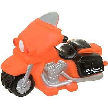 Coastal Pet Products C Harley Davidson Vinylon Toy Motorcycle