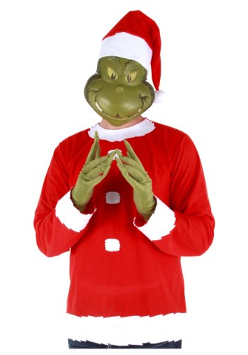 The Grinch Adult Costume